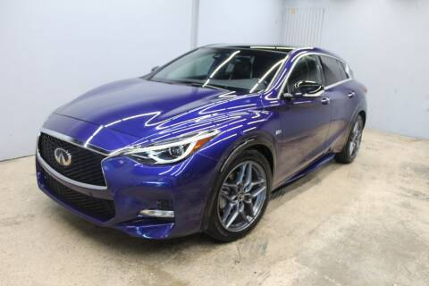 2017 Infiniti QX30 for sale at Flash Auto Sales in Garland TX