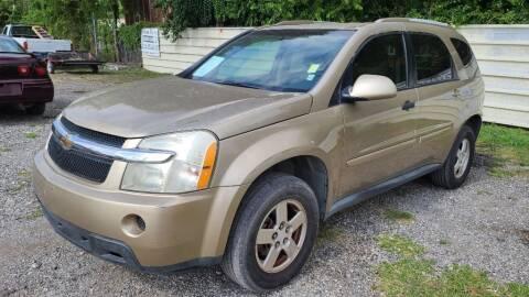 2007 Chevrolet Equinox for sale at Jackson Motors Used Cars in San Antonio TX