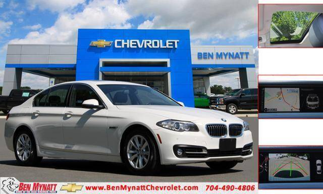 2016 BMW 5 Series for sale in Concord, NC