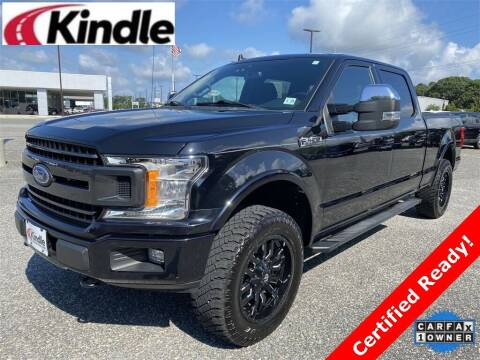 2019 Ford F-150 for sale at Kindle Auto Plaza in Cape May Court House NJ