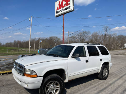 2003 Dodge Durango for sale at ACE HARDWARE OF ELLSWORTH dba ACE EQUIPMENT in Canfield OH