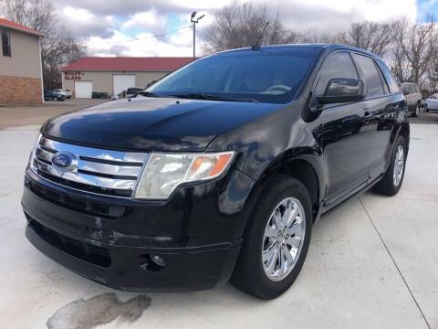 2007 Ford Edge for sale at Wolff Auto Sales in Clarksville TN