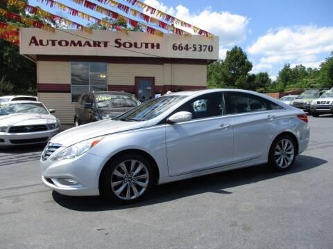 2011 Hyundai Sonata for sale at Automart South in Alabaster AL