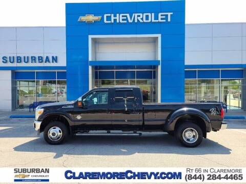 2016 Ford F-350 Super Duty for sale at Suburban Chevrolet in Claremore OK