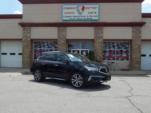 2019 Acura MDX for sale at Iconic Motors of Oklahoma City, LLC in Oklahoma City OK