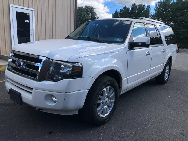 2014 Ford Expedition EL for sale at Central Jersey Auto Trading in Jackson NJ