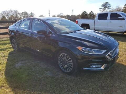 2018 Ford Fusion for sale at Bratton Automotive Inc in Phenix City AL