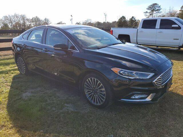 2018 Ford Fusion for sale at Bratton Automotive Inc in Phenix City AL