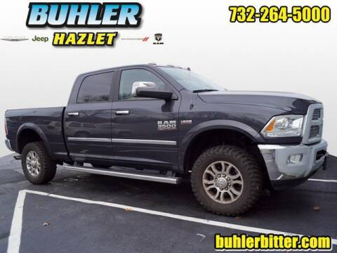 2018 RAM Ram Pickup 3500 for sale at Buhler and Bitter Chrysler Jeep in Hazlet NJ