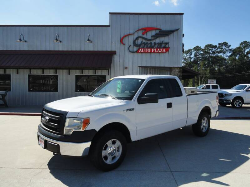 2014 Ford F-150 for sale at Grantz Auto Plaza LLC in Lumberton TX