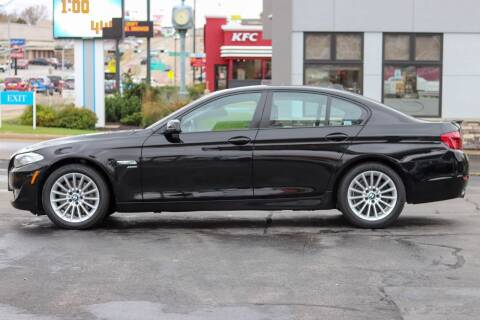 2012 BMW 5 Series for sale at AutoLink in Dubuque IA