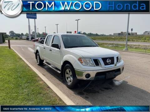 2012 Nissan Frontier for sale at Tom Wood Honda in Anderson IN
