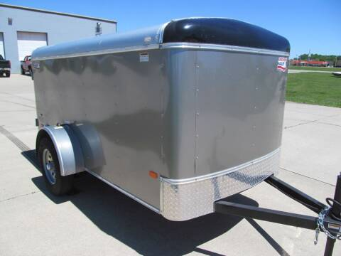 2018 American Hauler 5 x 10 cargo for sale at Flaherty's Hi-Tech Motorwerks in Albert Lea MN