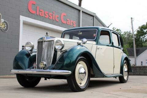 1950 MG YA for sale at Great Lakes Classic Cars in Hilton NY