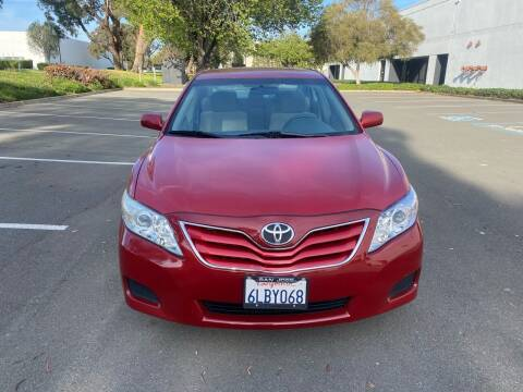 2010 Toyota Camry for sale at Sanchez Auto Sales in Newark CA