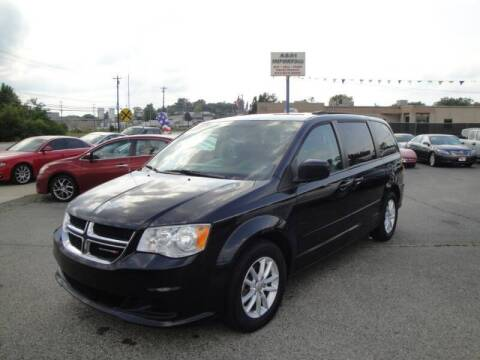 2016 Dodge Grand Caravan for sale at A&S 1 Imports LLC in Cincinnati OH