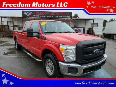 2015 Ford F-250 Super Duty for sale at Freedom Motors LLC in Knoxville TN
