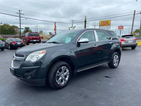 2012 Chevrolet Equinox for sale at Rucker's Auto Sales Inc. in Nashville TN