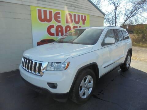 2011 Jeep Grand Cherokee for sale at Right Price Auto Sales in Murfreesboro TN