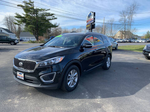 2016 Kia Sorento for sale at Excellent Autos in Amsterdam NY