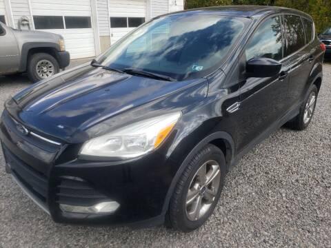 2013 Ford Escape for sale at Dick Auto Sales Service in Seneca PA