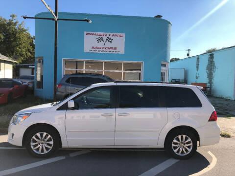 2012 Volkswagen Routan for sale at Finish Line Motors in Tulsa OK