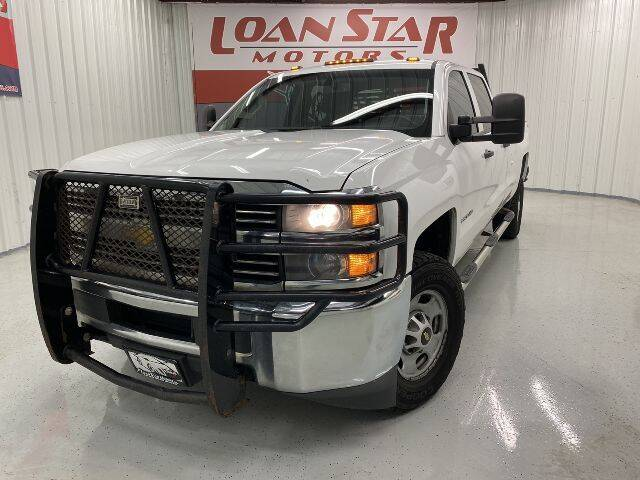 2015 Chevrolet Silverado 2500HD for sale at Loan Star Motors in Humble TX