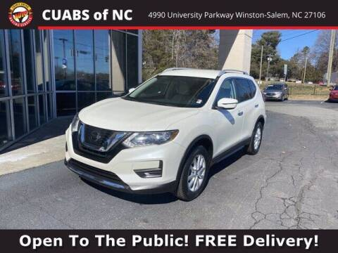 2018 Nissan Rogue for sale at Credit Union Auto Buying Service in Winston Salem NC
