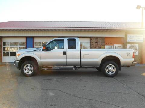 2015 Ford F-250 Super Duty for sale at Twin City Motors in Grand Forks ND