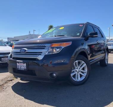 2014 Ford Explorer for sale at LUGO AUTO GROUP in Sacramento CA