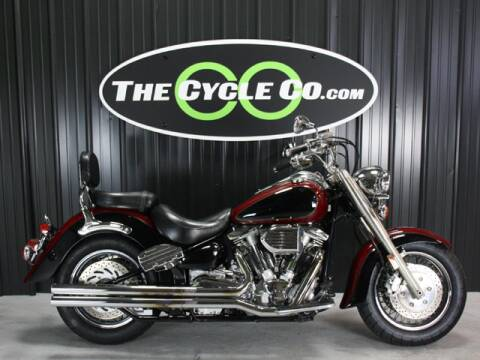 2001 Yamaha XVS 1600 ROADSTAR for sale at THE CYCLE CO in Columbus OH