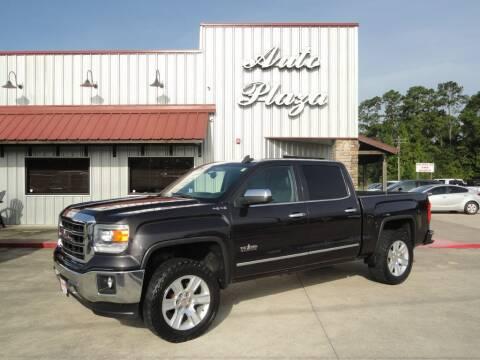2015 GMC Sierra 1500 for sale at Grantz Auto Plaza LLC in Lumberton TX
