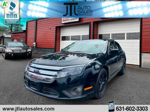 2010 Ford Fusion for sale at JTL Auto Inc in Selden NY