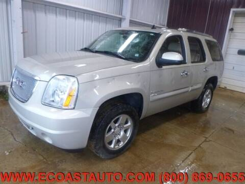 2008 GMC Yukon for sale at East Coast Auto Source Inc. in Bedford VA