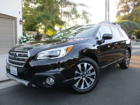 2016 Subaru Outback for sale at Valley Coach Co Sales & Lsng in Van Nuys CA