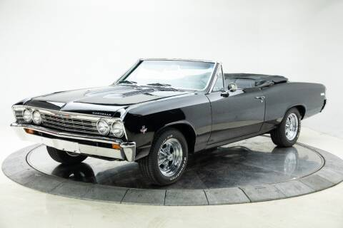 1967 Chevrolet Chevelle for sale at Duffy's Classic Cars in Cedar Rapids IA