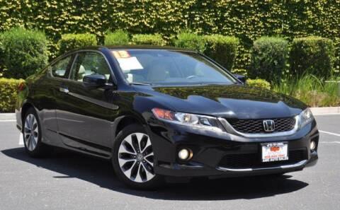 2013 Honda Accord for sale at AMC Auto Sales Inc in San Jose CA