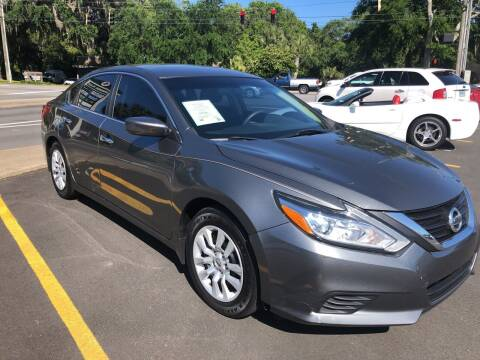 2016 Nissan Altima for sale at GOLD COAST IMPORT OUTLET in St Simons GA