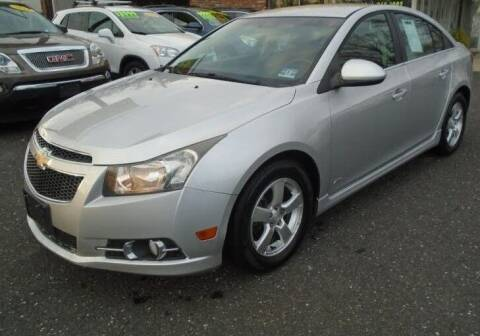 2012 Chevrolet Cruze for sale at JacksonvilleMotorMall.com in Jacksonville FL