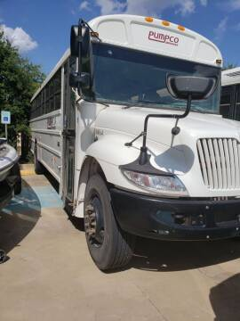 2015 IC Bus CE300 for sale at Interstate Bus Sales Inc. in Wallisville TX