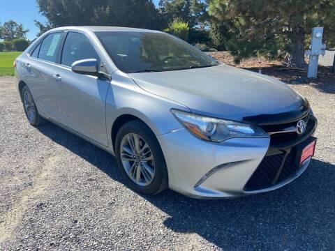 2015 Toyota Camry for sale at Clarkston Auto Sales in Clarkston WA