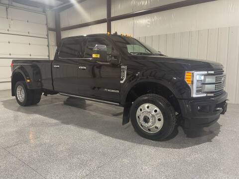 2019 Ford F-450 Super Duty for sale at Hatcher's Auto Sales, LLC in Campbellsville KY