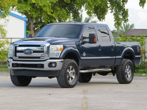 2013 Ford F-350 Super Duty for sale at DK Auto Sales in Hollywood FL