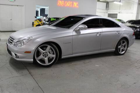 2006 Mercedes-Benz CLS for sale at R n B Cars Inc. in Denver CO