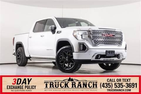 2020 GMC Sierra 1500 for sale at Truck Ranch in Logan UT