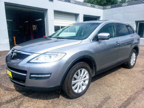 2009 Mazda CX-9 for sale at J & M PRECISION AUTOMOTIVE, INC in Fort Collins CO
