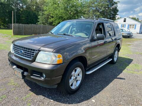 2005 Ford Explorer for sale at Import Auto Mall in Greenville SC