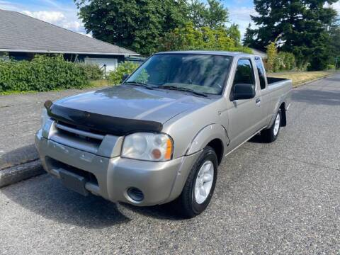 2001 Nissan Frontier for sale at Washington Auto Loan House in Seattle WA