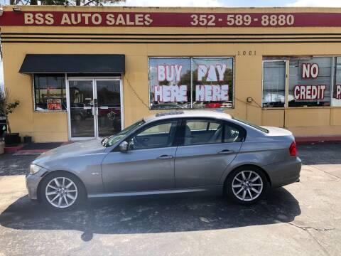 2009 BMW 3 Series for sale at BSS AUTO SALES INC in Eustis FL