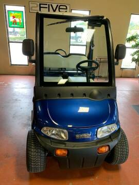 2013 EZGO 2Five for sale at ADVENTURE GOLF CARS in Southlake TX